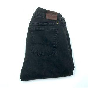 Lucky Brand Black Skinny Jeans, Size 6/28, EUC
